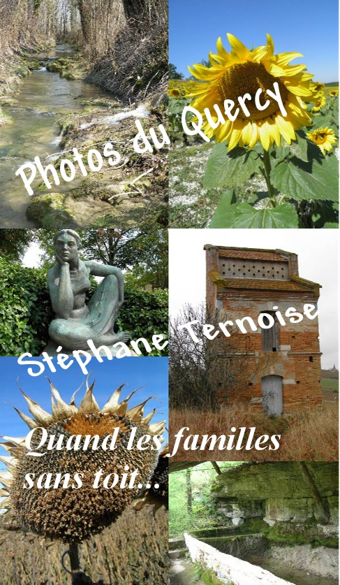 Six photos du Quercy